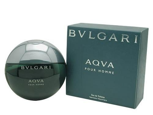 Most Popular Perfumes For Men In 2018 - Bvlgari Bulgari Aqva Pour Homme