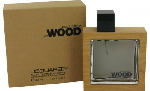 Most Popular Perfumes For Men In 2018 - He Wood by DSQUARED2