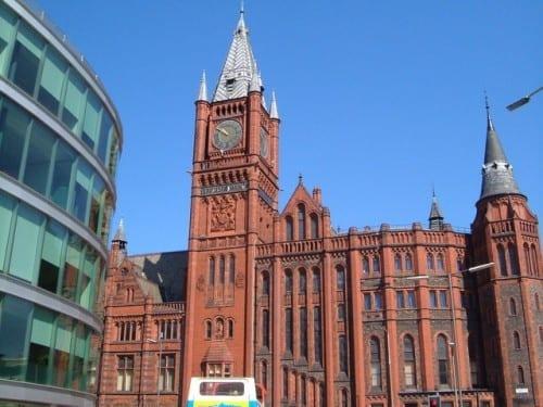 Top 10 Best Universities In UK - Liverpool University UK
