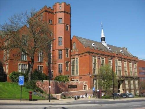 Top 10 Best Universities In UK - Sheffield University of UK