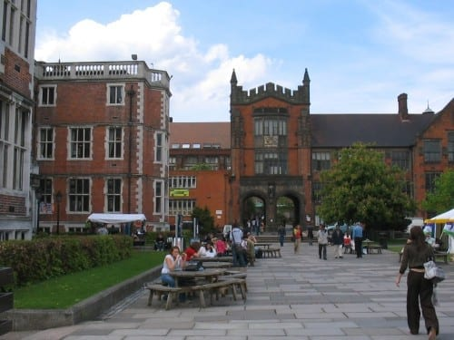 Top 10 Best Universities In UK - University of Newcastle
