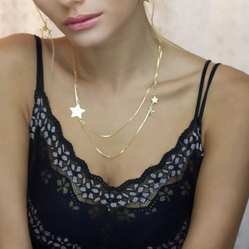 Top 10 Fashion Trends In 2019 - Double Chain Necklace