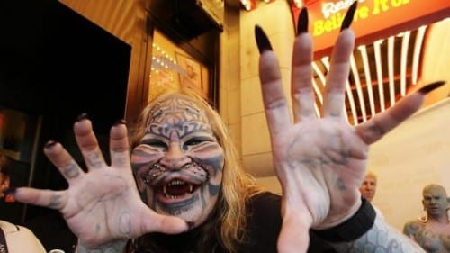 Top 10 Incredible Modified People -  Stalking Cat
