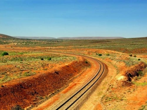 Trans-Australia Railway - Wonders of Australia