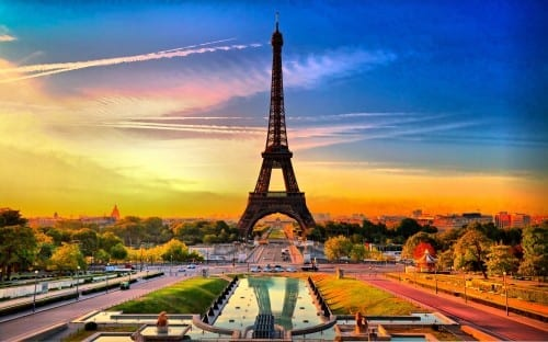 best Travel Destination 2020 -  France