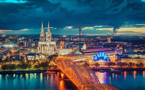 best Travel Destination 2020 - Germany