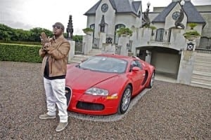 Birdman's Bugatti Veyron