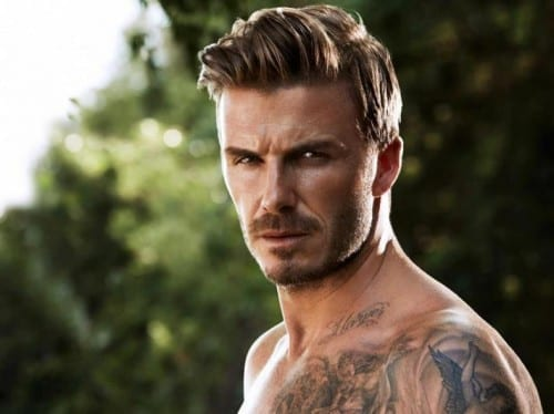 Celebrities With Most Expensive Cars - David Beckham