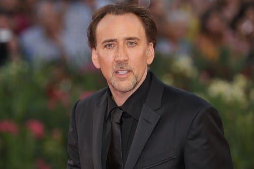 Celebrities With Most Expensive Cars -  Nicolas Cage