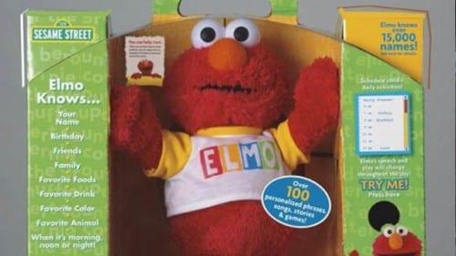 Freaky Dolls  - Elmo