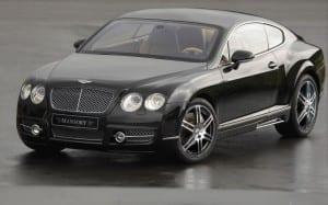 Kim Kardashian  Car Collection - black bentley continental gt