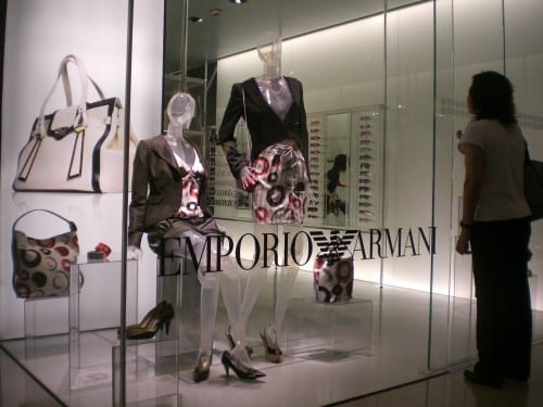 Most Luxurious Clothing Brands In 2018 - Armani