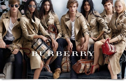 Most Luxurious Clothing Brands In 2014 - Burberry