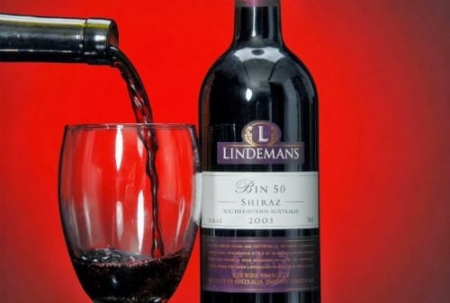 Most Popular Wine Brands - Lindemans