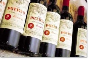 Most Popular Wine Brands - Petrus Pomerol