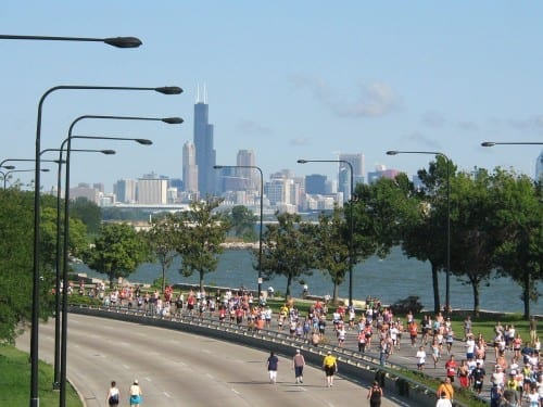 Most Populated American Cities - 3. Chicago, Illinois