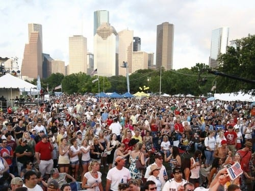 Most Populated American Cities - 4. Houston, Texas