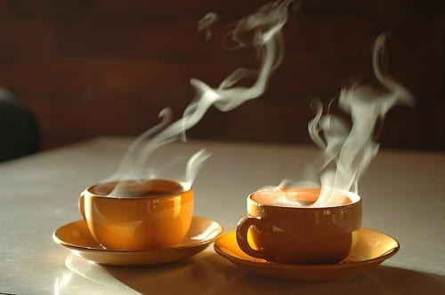 Natural Ways To Cure Headache  - Hot Cup of Tea