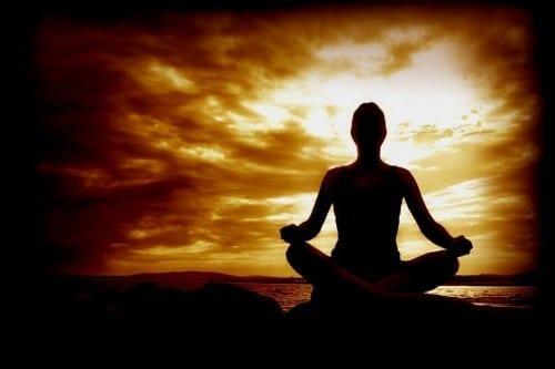 Natural Ways To Cure Headache  - Meditation