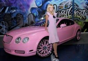 Paris Hilton - Cars Collection