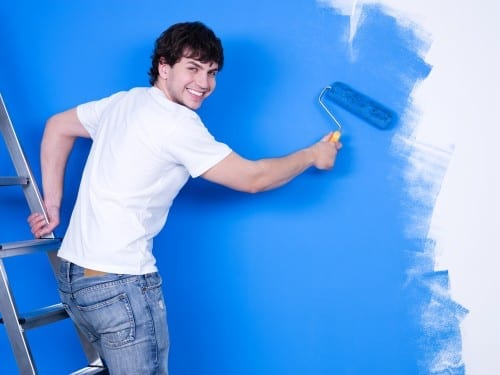 Repaint Your Home Walls