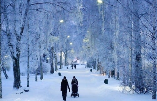 Top 10 Safest Countries In The World - Finland