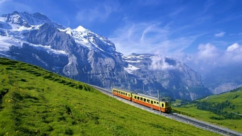 Top 10 Safest Countries In The World - Switzerland