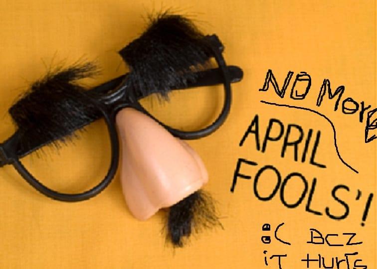 Top 10 Worst April Fool's Pranks Ever