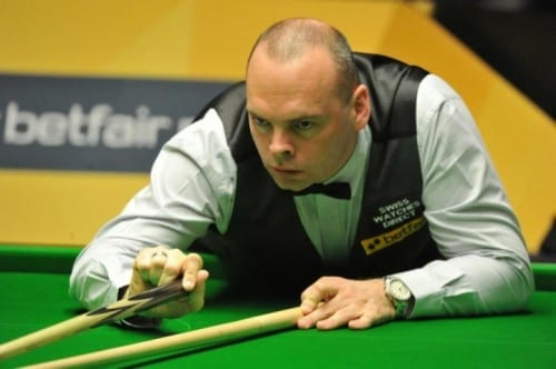 World's Best Snooker Player 2018 is Stuart Bingham