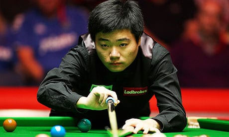 World's Best Snooker Players - Ding Junhui