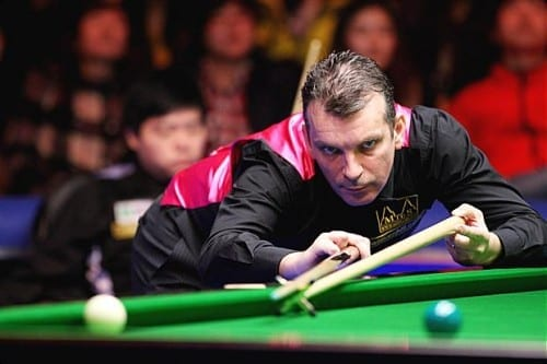World's Best Snooker Players - Mark Davis