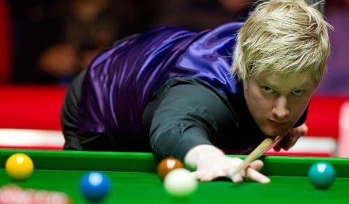 World's Best Snooker Players - Neil Robertson