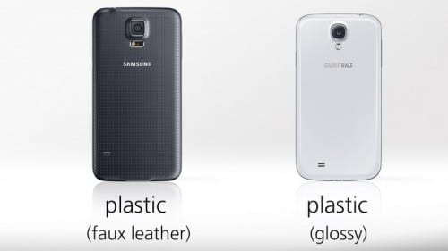 Differences Between Samsung Galaxy S4 And Galaxy S5 - Body