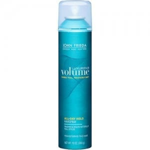 John Frieda Luxurious Volume All-Out Hold Hairspray