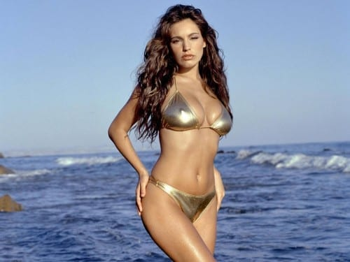 Kelly Brook - sexiest Hollywood actresses 2014