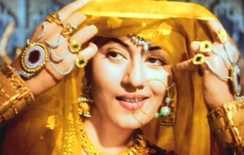 Most Iconic Bollywood Actresses  - 1. Madhubala