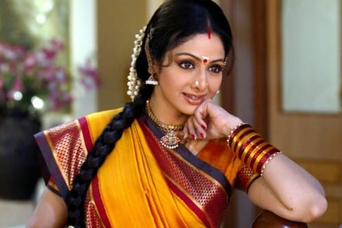 Most Iconic Bollywood Actresses  - 5. Sridevi