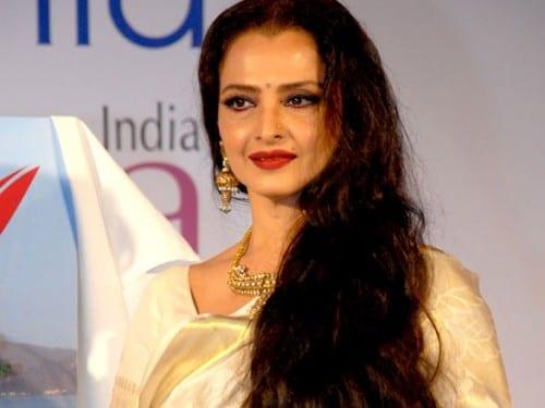Most Iconic Bollywood Actresses  - 9. Rekha