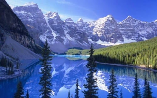 Peyto Lake, Canada - 7th most beautiful lake