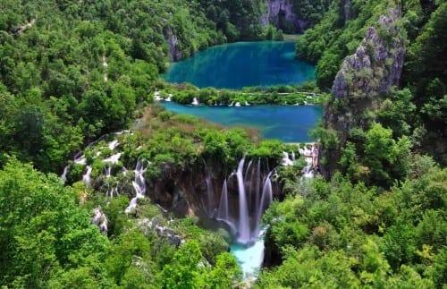 Plitvice Lakes, Croatia - World's most beautiful lake