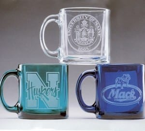 Retirement Gift Ideas For Women - Engraved Glasses Or Mugs