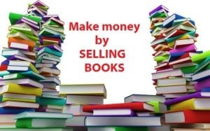 Sell Old Books - Easiest Ways To Earn Money In America