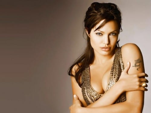 Sexiest Hollywood Actresses In 2014 - Angelina Jolie