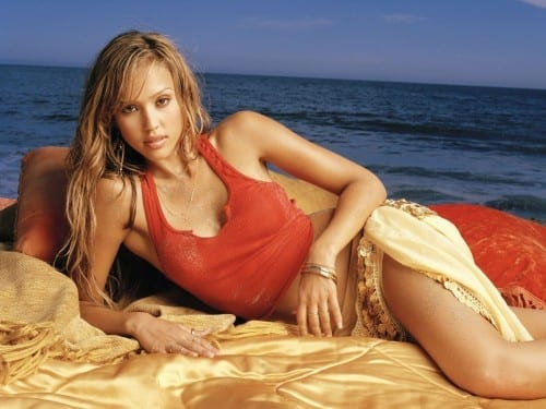 Sexiest Hollywood Actresses In 2014 - Jessica Alba