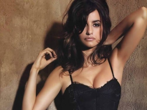 Sexiest Hollywood Actresses In 2014 - Penelope Cruz