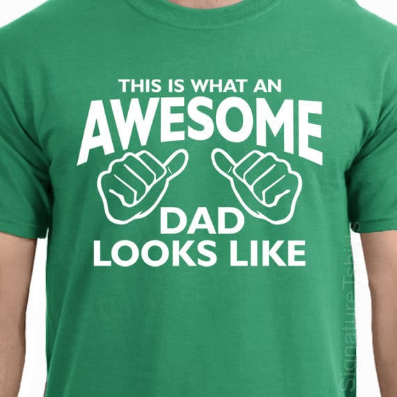 T Shirts- retirement gifts for father