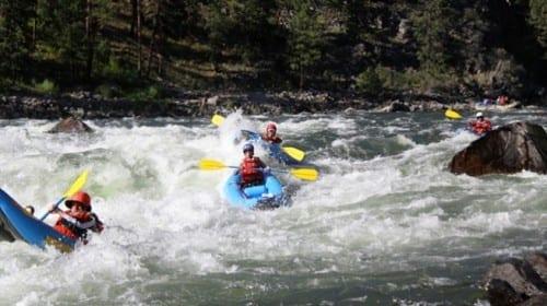 The Kayak Experience - Most Dangerous Amusements park rides