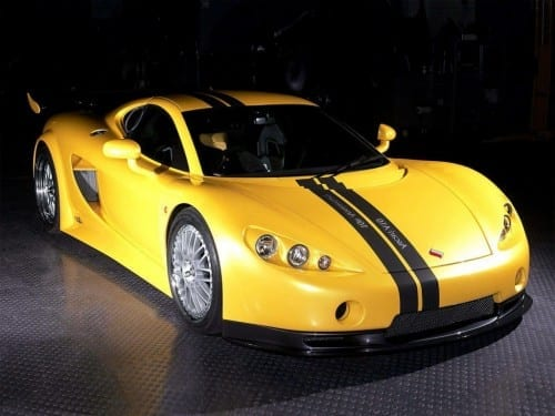 Top 10 Fastest Cars In 2020 -