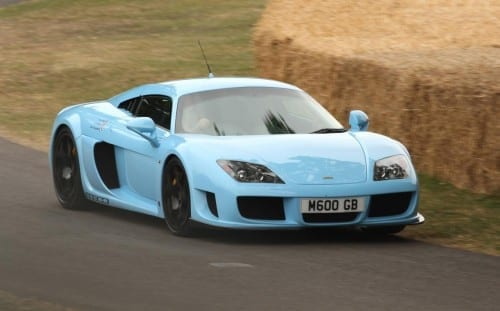 Top 10 Fastest Cars In 2020 - Noble M600