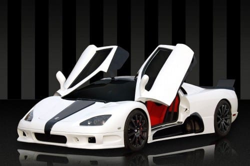 Top 10 Fastest Cars In 2020 - SSC Ultimate Aero